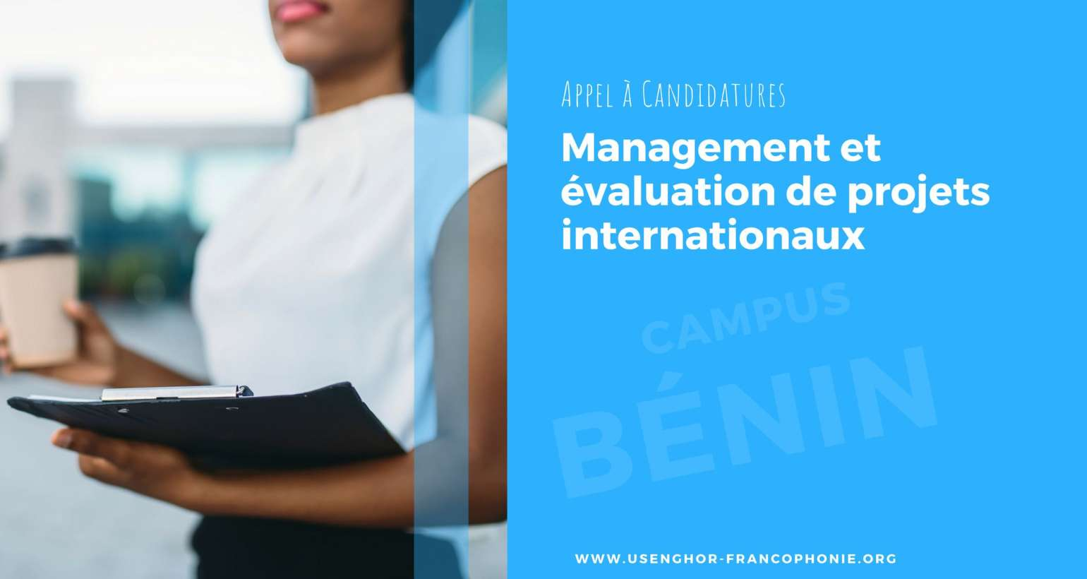 Master 2 en Management et évaluation de projets internationaux