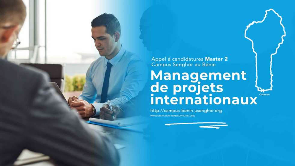 Master 2 en Management de projets internationaux