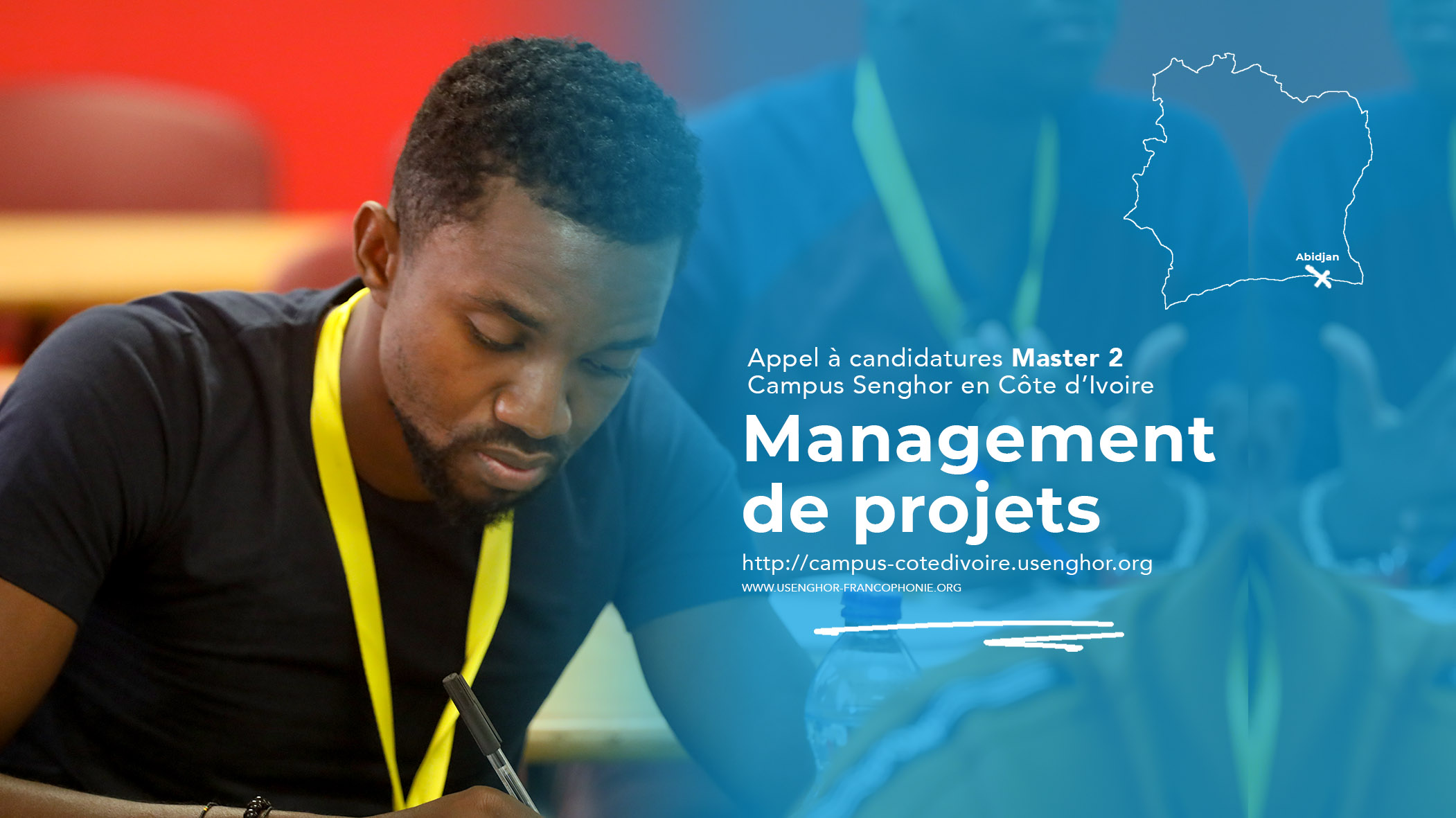 Appel à candidatures : Management de projets