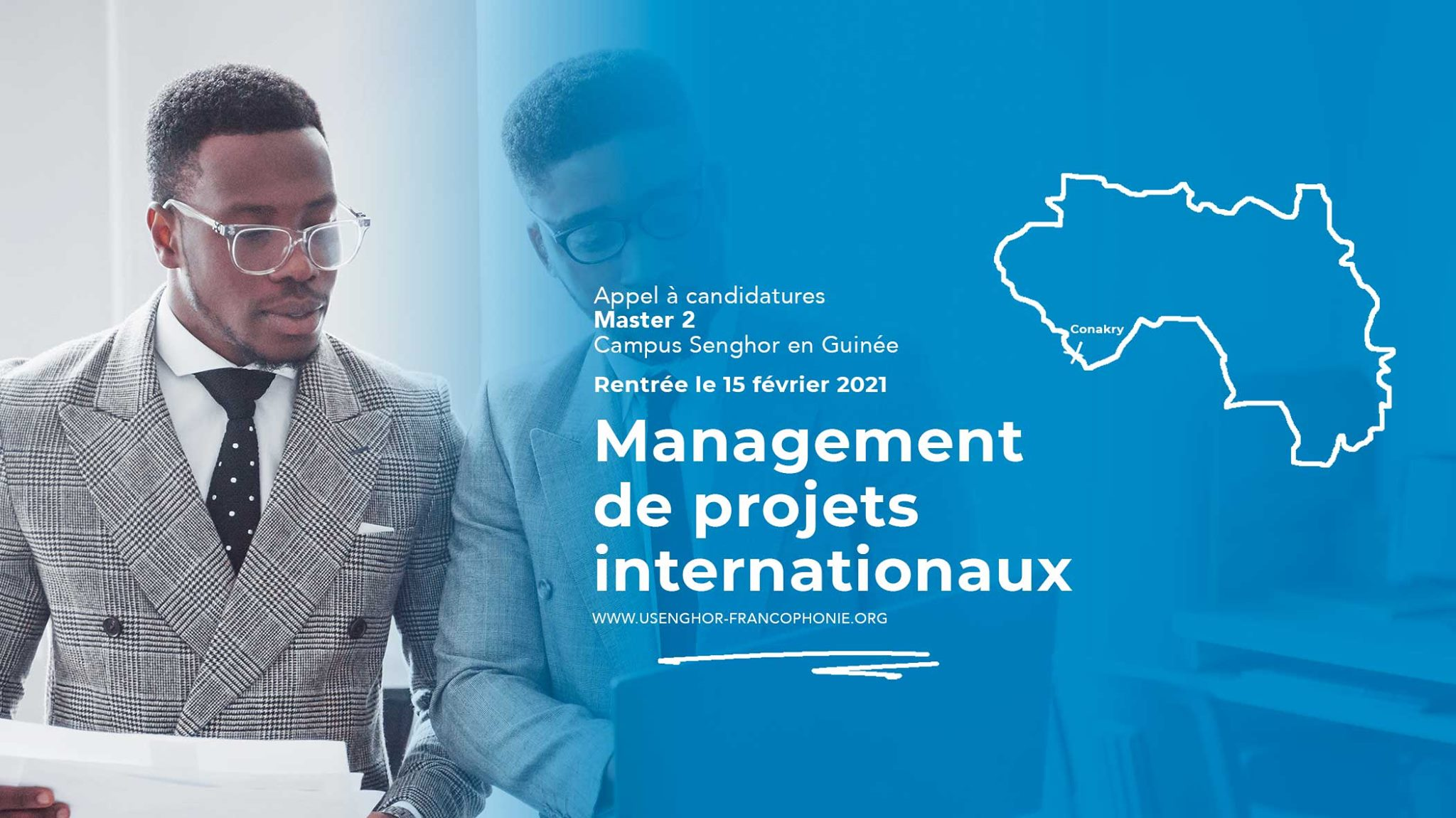 Master 2 en Management de projets internationaux – Guinée
